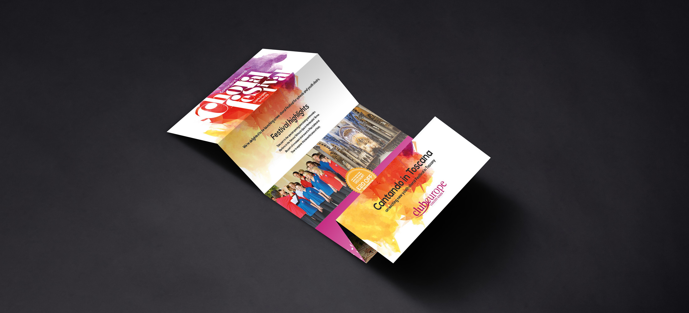 Flyer Design and Print